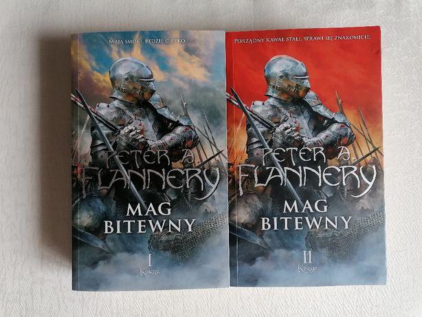 Mag bitewny: Księga I i II - Peter A. Flannery