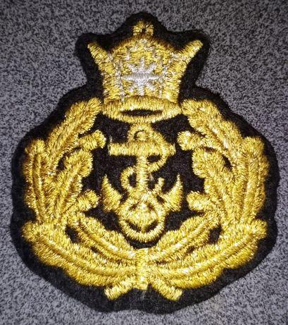 Кокарда-нашивка британских ВМС