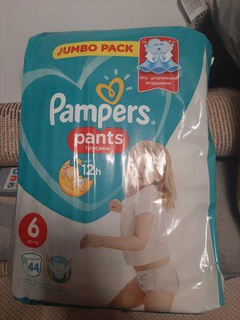 Pampers Pants 6 44szt