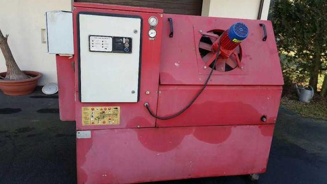 Sprężarka łopatkowa BAUER kompresor 37 kW