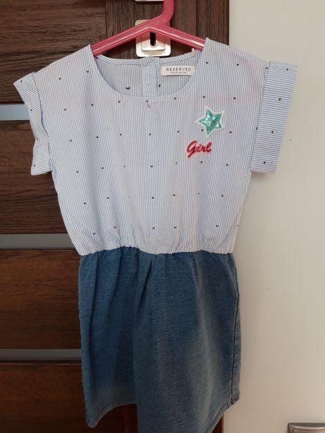 Sukienka Reserved r.122cm