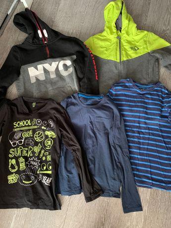 Zestaw ubrań dla chłopca 146-152