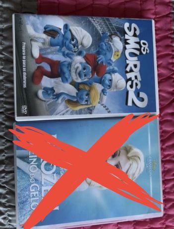 Dvd's Smurfs 2