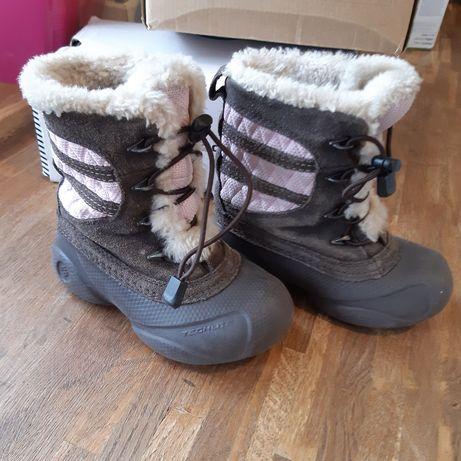 чоботи черевики сноубутс Columbia 10