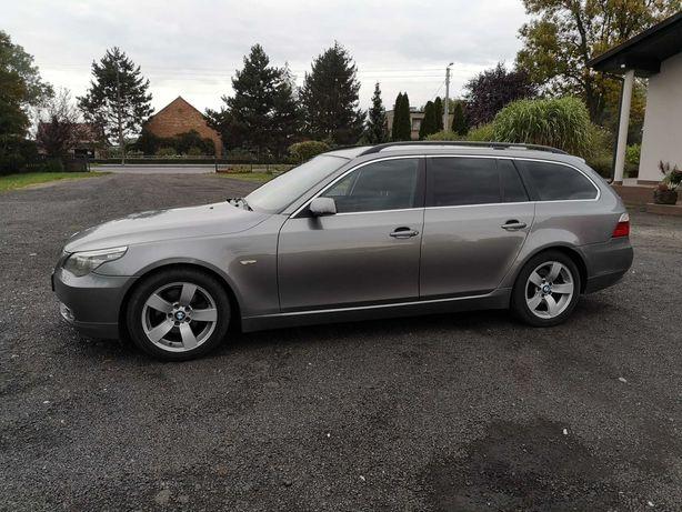 BMW e61 520d 163km