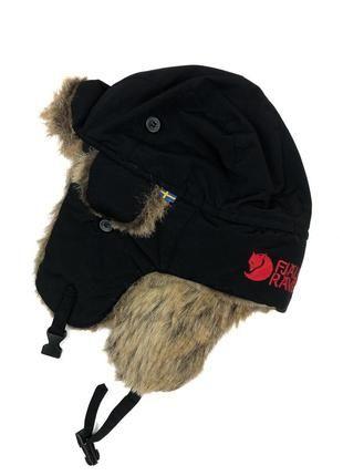 fjallraven шапка ушанка