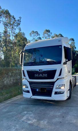 Camiões MAN 50000kms