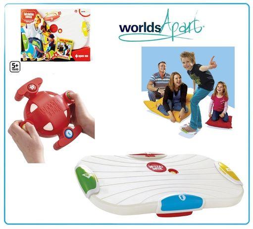 Gra zręcznościowa WOBBLE DECK WorldsApart balansująca deska