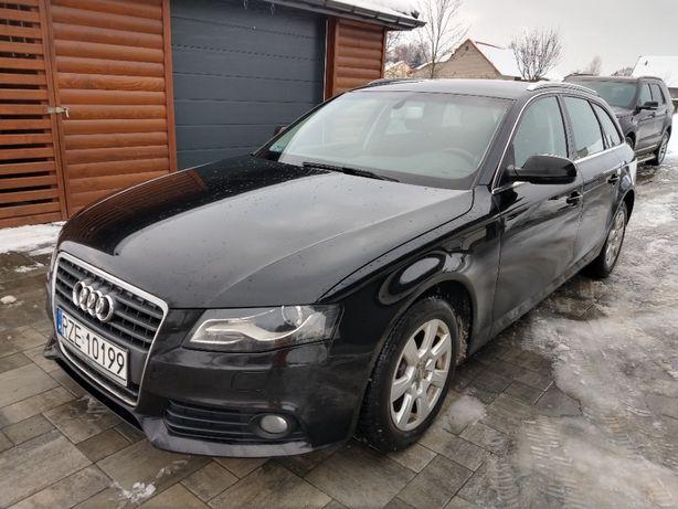 Audi A4 B8 Avant 2.0 TDI 170KM 125kW