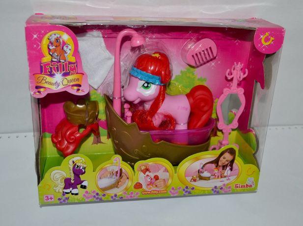 Набор для игры Пони ванная комната Filly Beauty Queen Simba