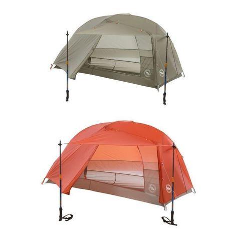 Одноместная палатка Big Agnes Copper Spur HV UL1 (MSR Hubba, Exped)