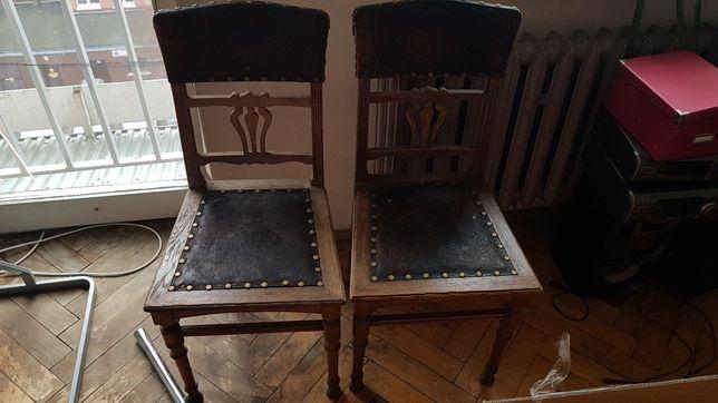 Sprzedam 2 krzesła