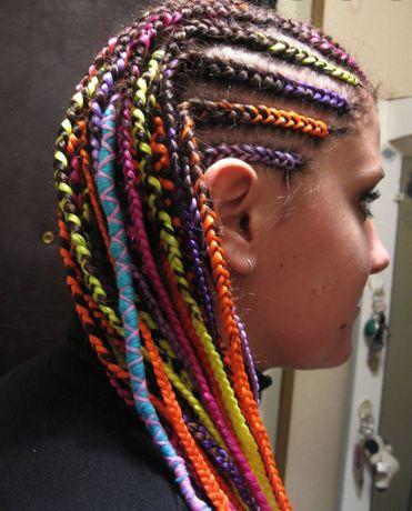 Афрокоси натурального волосся обмре,нарощування волося