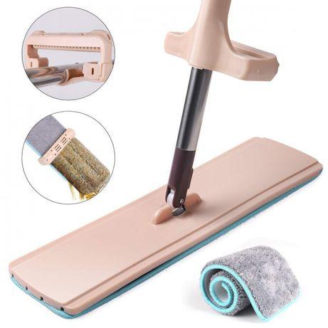 Швабра лентяйка Spin Mop 360 с отжимом | Швабра для быстрой уборки