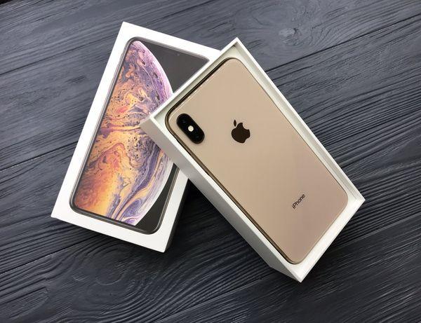 iPhone Xs Max 256gb Gold Магазин Гарантия Доставка