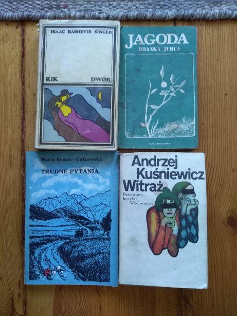 """Andrzej Kuśniewicz, """"Witraż""""."""