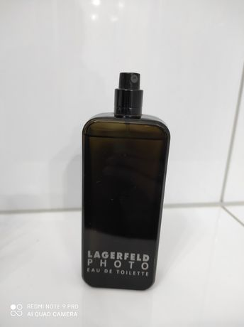 Lagerfeld photo 125 ml edt unikat