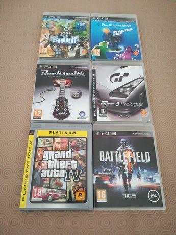 Jogos PS3 Completos e como novos