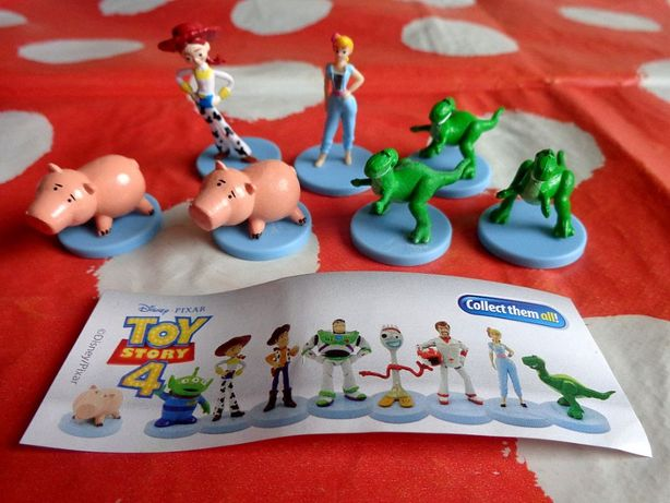 NOWA figurka figurki toy story 4 aquafun polaris biedronka