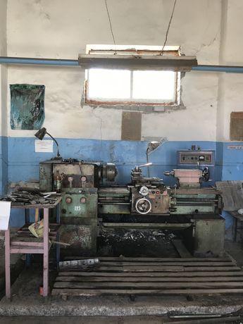 Токарная мастерская(ост.ЛСТК)