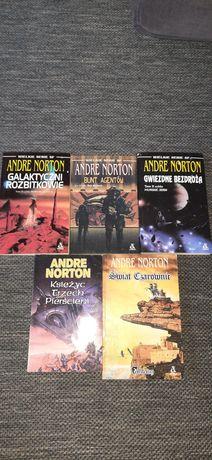 Książki Andrea Norton