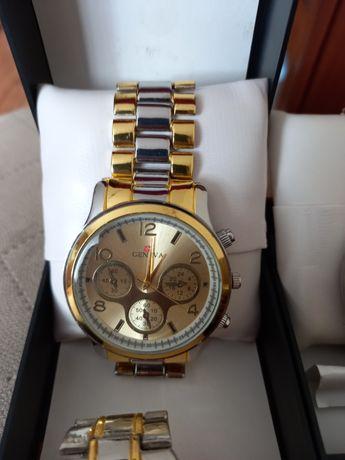 Nowe zegarki firmy Geneva