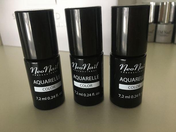 3 nowe lakiery NeoNail
