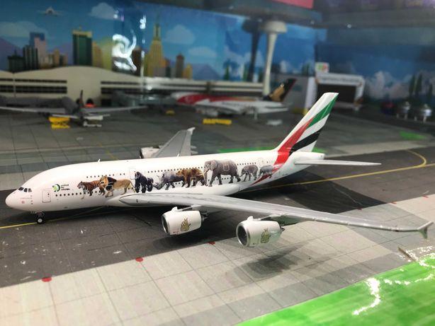 Airbus A380 Emirates 1/400