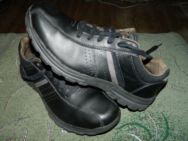 Туфли кожаные Skechers оригинал размер-41,5 стелька-26,5см