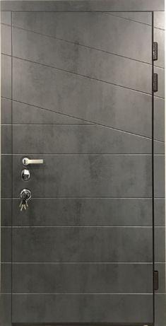 Вхідні двері «Портала» серії Преміум – модель Діагональ 2