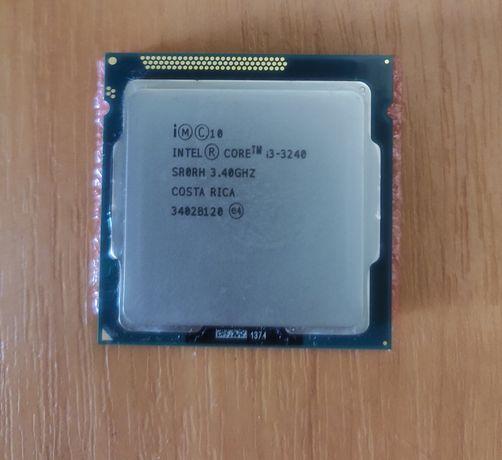 Продам процессор intel core i3-3240,в идеальном состоянии!!!