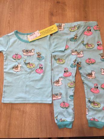 Пижама children's place 2т