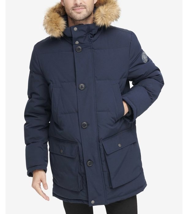 Куртка Tommy Hilfiger. Зимний пуховик. Киев - изображение 1
