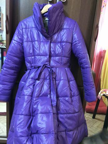 Пальто- куртка женское