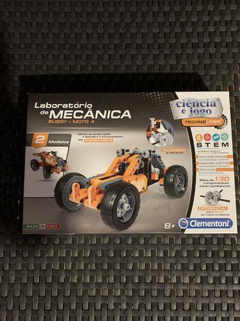 Brinquedo Ciência e Jogo - Laboratório de Mecânica