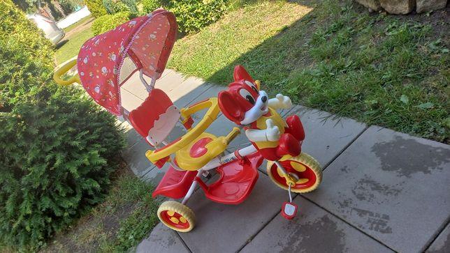 Rowerek trójkołowy BABY'S CAR Myszka