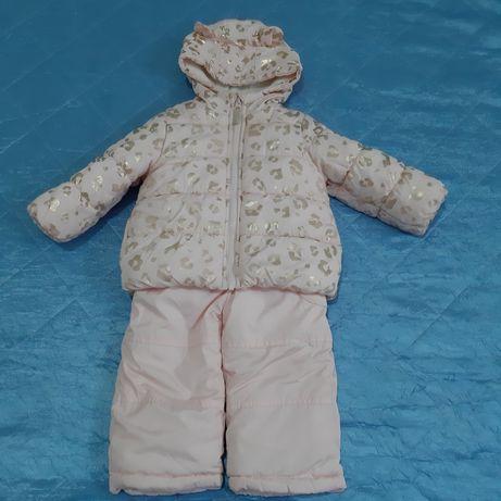 Зимові куртка та комбінезон фірми Carter's