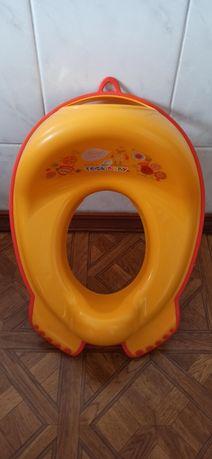 Сиденье/накладка на унитаз детское