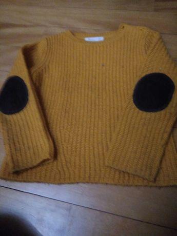 Camisola amarelo torrado Zippy 5_6 anos