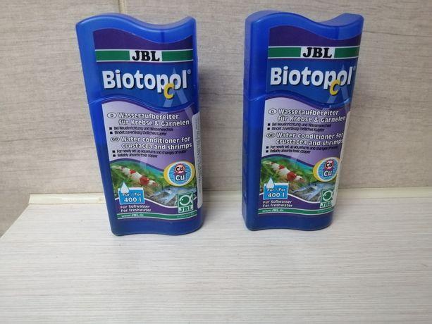 Dwa preparaty do akwarium Jbl biotopol