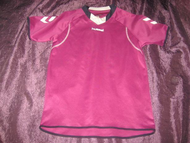 Футбольная футболка Hummel, на возраст 12 лет, б/у