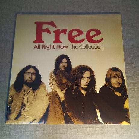 FREE : All Right Now The Collection LP / Виниловая пластинка /VL