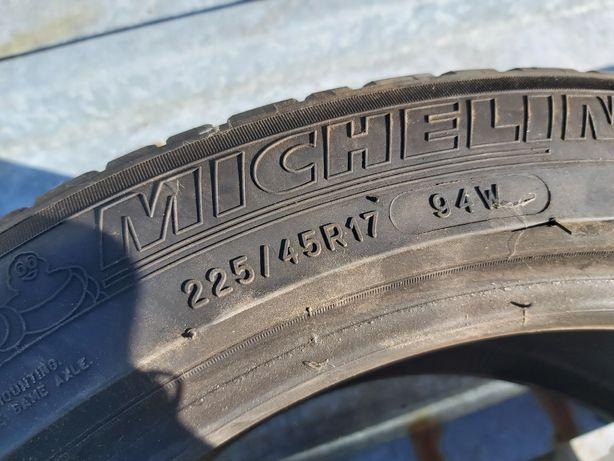 Opony letnie Michelin 2 szt.