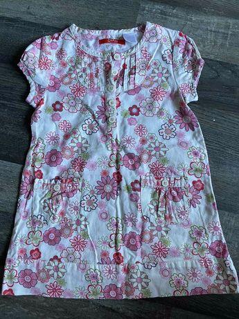 Платье сарафан La Redoute 102 см