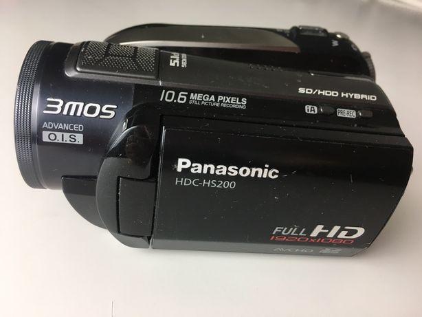 Kamera Panasonic HDC-HSC200