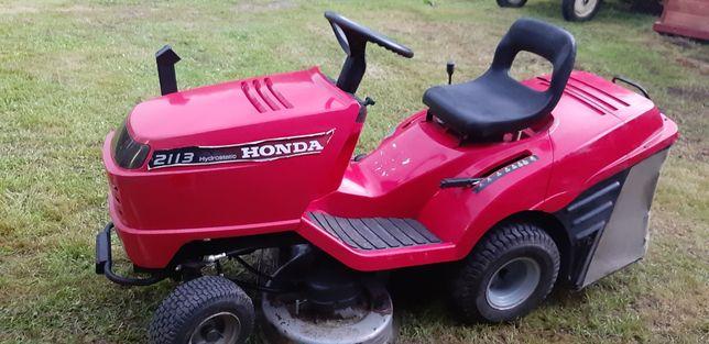 Traktorek kosiarka Honda 2113