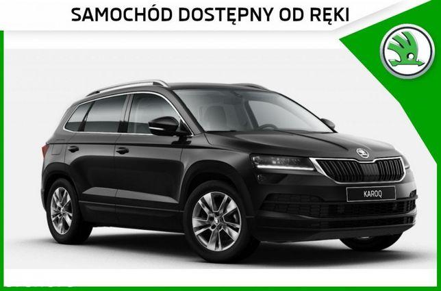 Škoda Karoq Style 1.5TSI 150KM automat DSG Pakiet Comfort