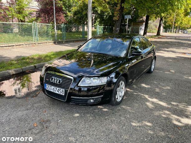 Audi A6 Audi A6 2.4 Benzyna/gaz