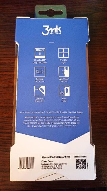 Etui do Xiaomi Redmi Note 9 Pro - 3mk