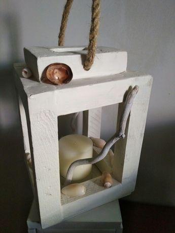 Фонарь в морском стиле для декора помещения